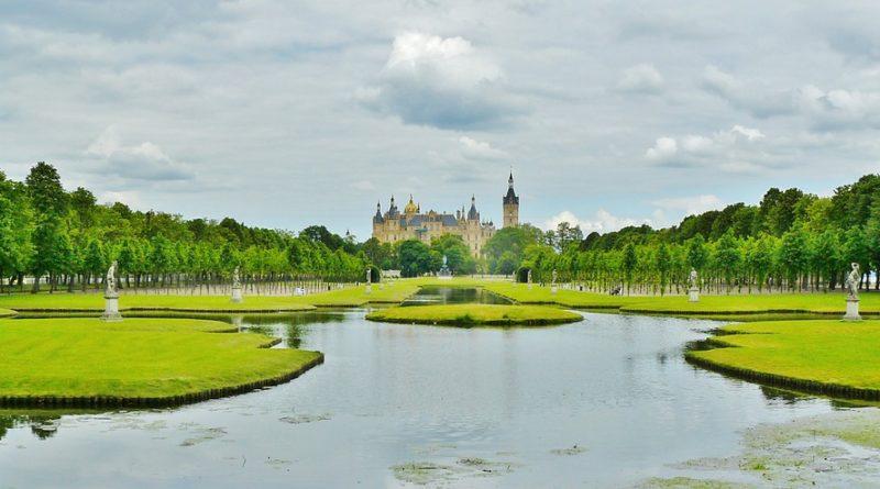 Mecklenburg-Vorpommern, Schwerin, Schweriner Schloss