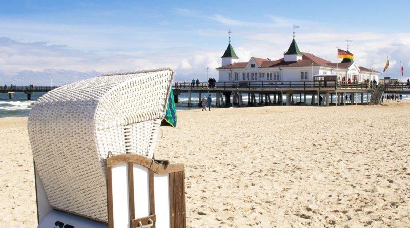 Strand Ahlbeck, Kaiserbäder Usedom, Seebad, Ostseebad, Ostseeheilbad, mein Ostseeurlaub, Ferienwohnung in Ahlbeck finden